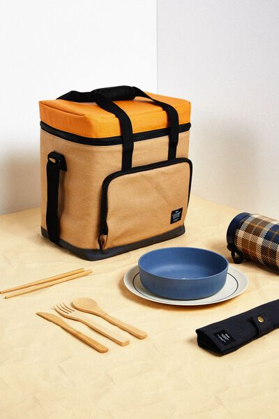 Day For It Cooler Bag, DRIFTWOOD SPLICE