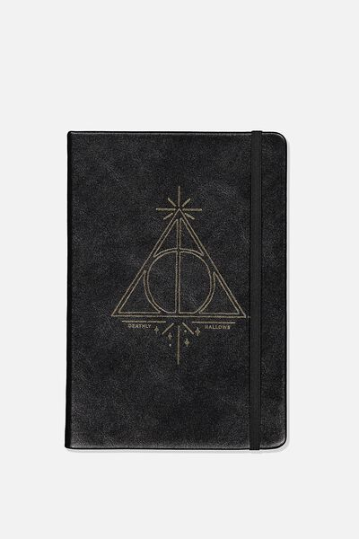 A5 Licensed Buffalo Journal, LCN HP DEATHLY HALLOWS