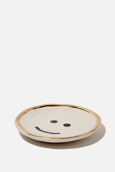 Small Trinket Tray, FACE