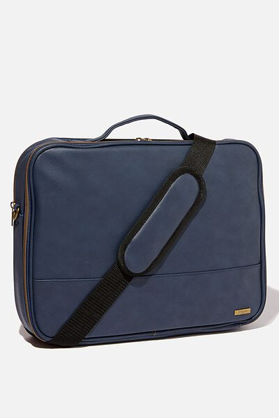 Mobile Laptop Folio 15 Inch, NAVY
