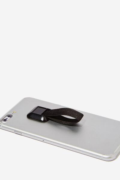 Phone Grip, BLACK