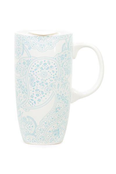 Carried Away Mug, LACE