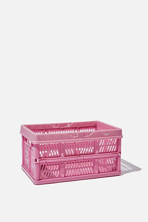 Small Foldable Storage Crate, COSMOS