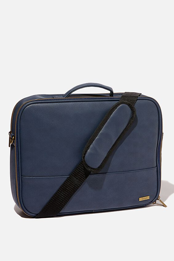 Mobile Laptop Folio, NAVY