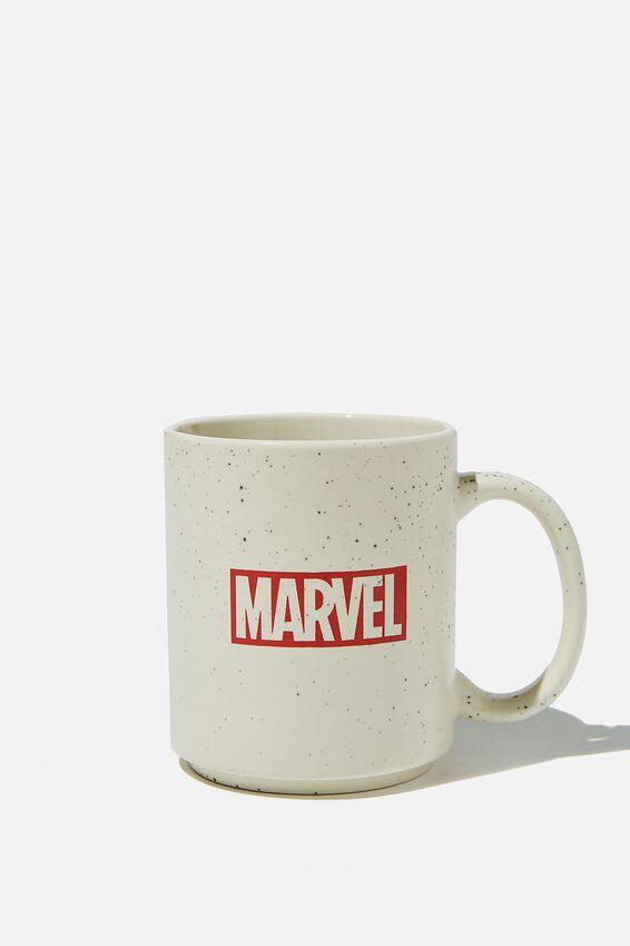Marvel Daily Mug, LCN MAR LOGO