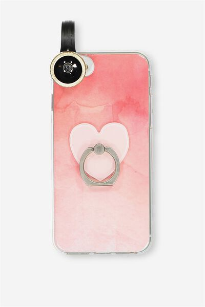 Phoneography Kit, BLUSH OMBRE