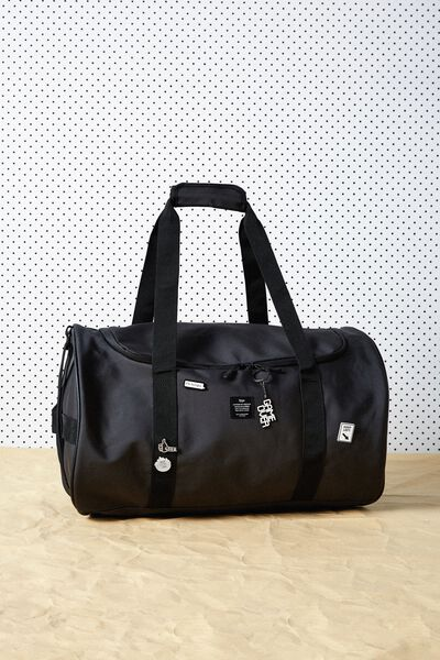Explorer Duffle Bag, BLACK