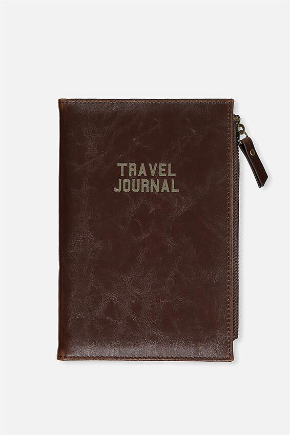 Travel Zip Journal, RICH TAN