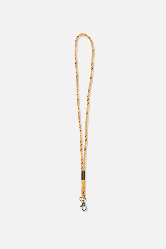 Rope Lanyard, ORANGE