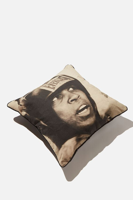 Square Cushion, LCN ICO TERRY ONEILL BOXER