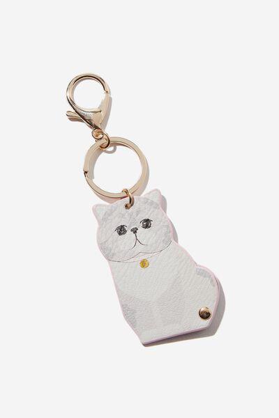 Bag Charm, MOTION CAT