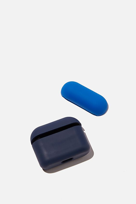Ear Bud Sleeve Pro, NAVY & TRUE BLUE