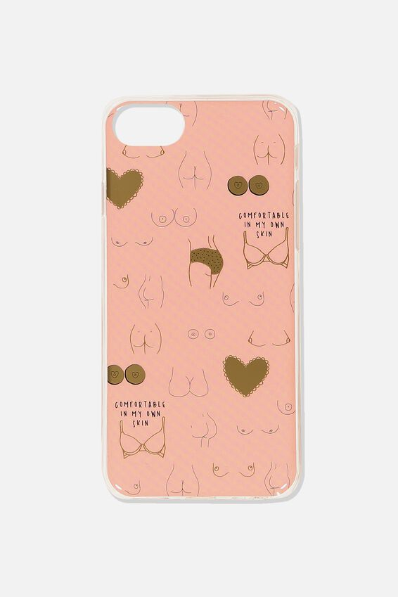 Printed Phone Cover Universal 6,7,8, BOOBS & BUTTS!