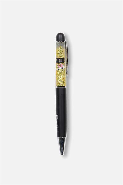 Float Away Ballpoint Pen, LCN MINNIE MOUSE