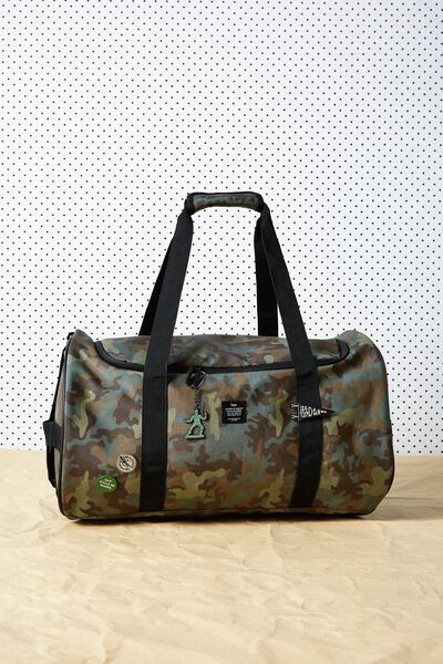 Explorer Duffle Bag, CAMO