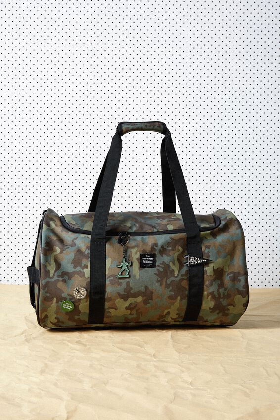 Explorer Duffle Bag, CAMO