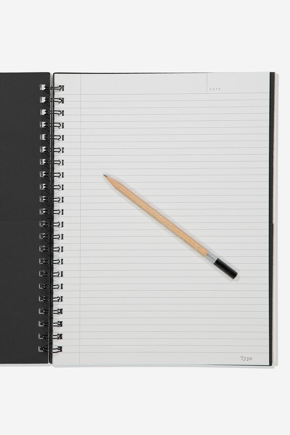 Riverdale College Ruled Campus Notebook - V, LCN WB RIVERDALE