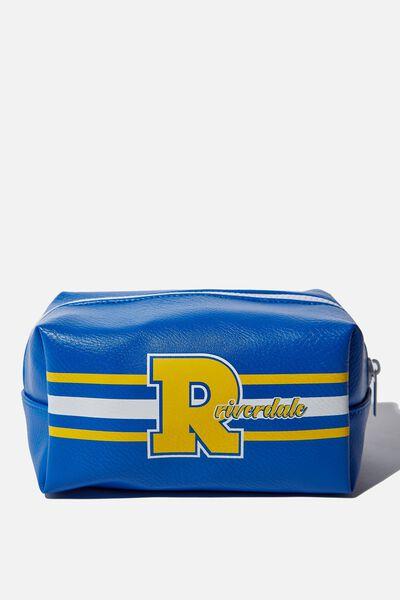 Made Up Cosmetic Bag, LCN RIVERDALE UNIFORM