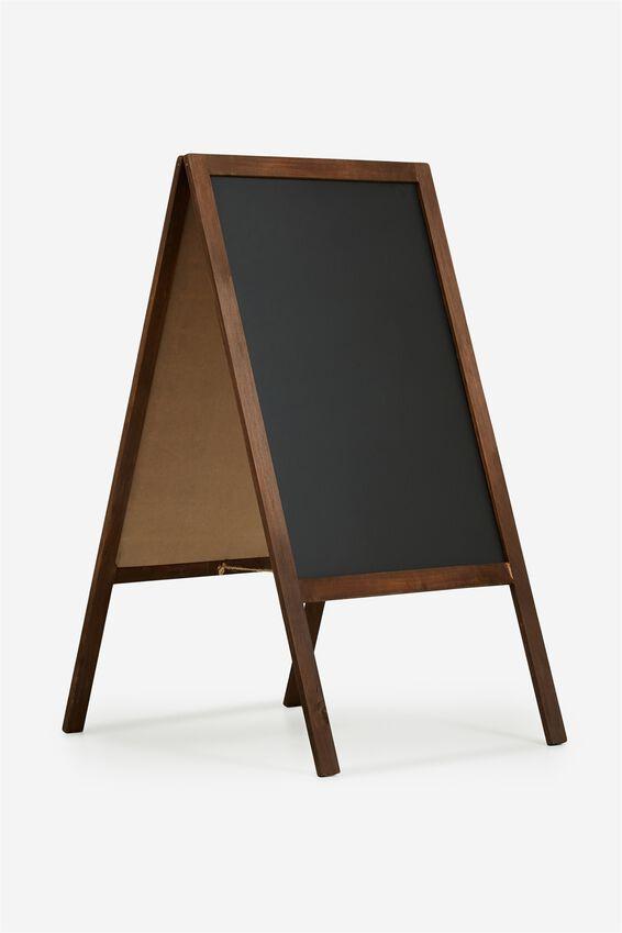 A1 Chalkboard, VINTAGE