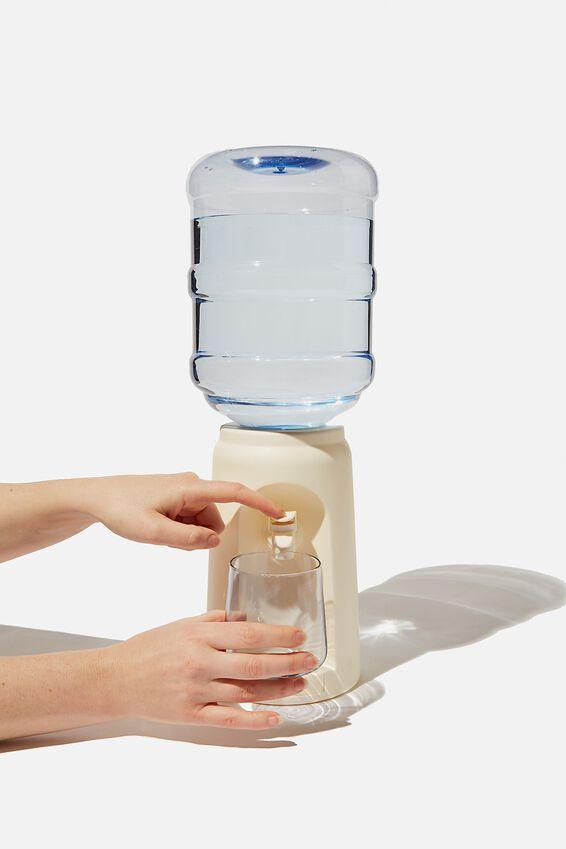 Desktop Water Dispenser, ECRU