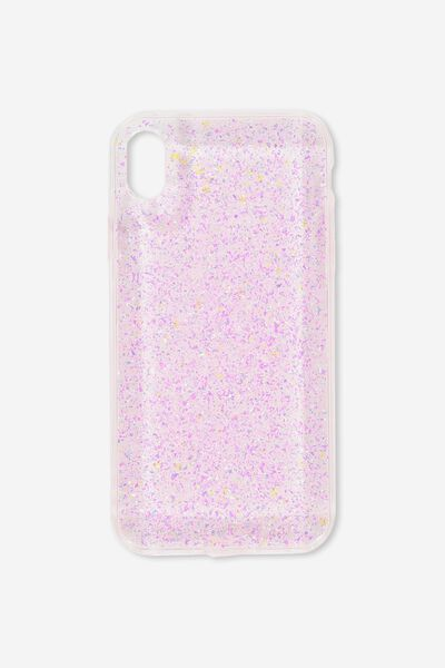 Printed Phone Cover Iphone Xr, PINK FOILING