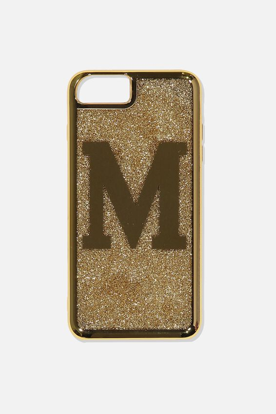Shake It Phone Case 6, 7, 8 Plus, GOLD M