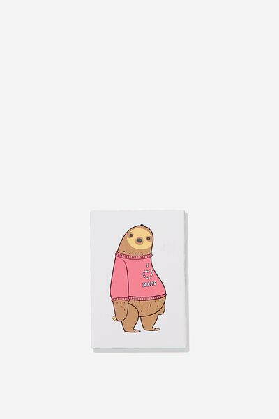 Quirky Magnets, NAP SLOTH