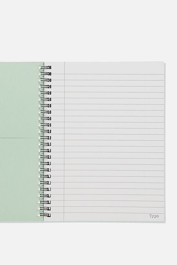 A5 Spinout Notebook Recycled, SOUNDS LIKE BULLSH*T!!