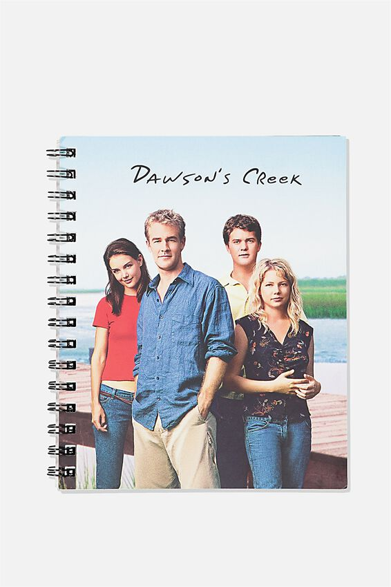 A5 Dawsons Creek Campus Notebook Recycled, LCN SO DAW DAWSONS CREEK