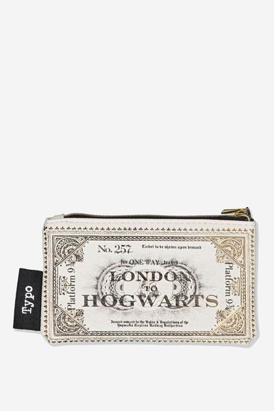Fashion Coin Purse, LCN WB HPO HOGWARTS NOTE