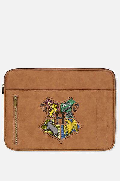 Take Charge 15 Inch Laptop Cover, LCN WB HPO HARRY POTTER CREST
