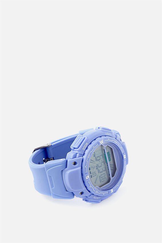 Retro Watch, LILAC