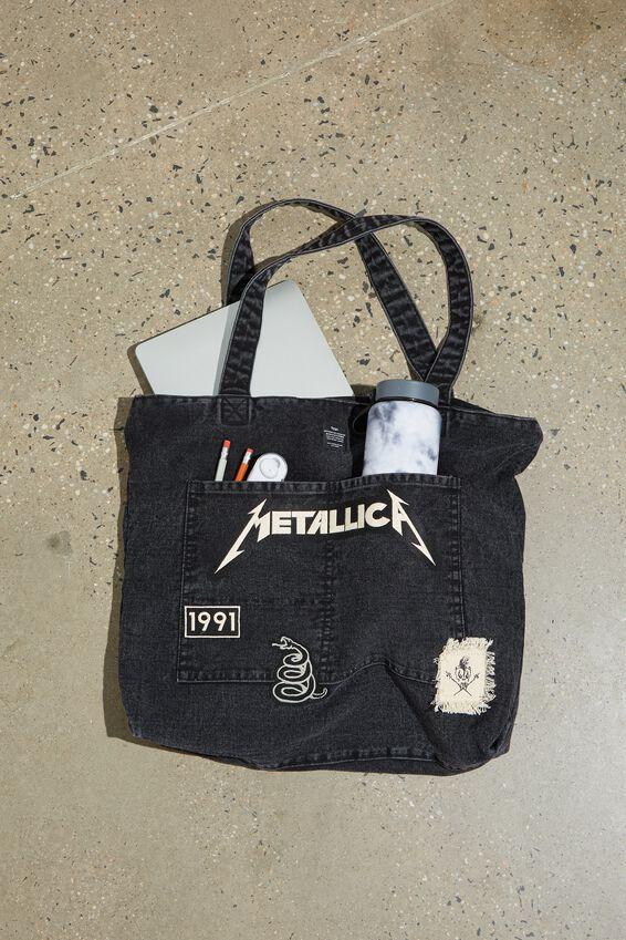 Tour Tote Bag, LCN PRO METALLICA