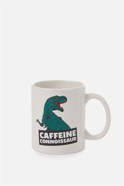 Anytime Mug, CAFFINE CONNOISSAUR