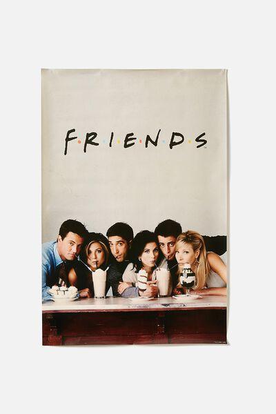 Lcn Poster, LCN WB FRIENDS