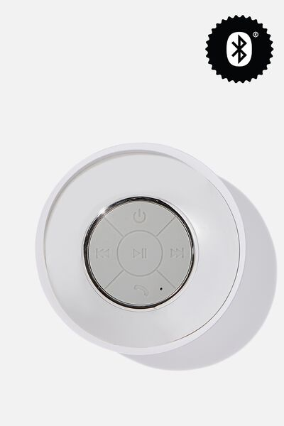 Wireless Shower Speaker, CHROME