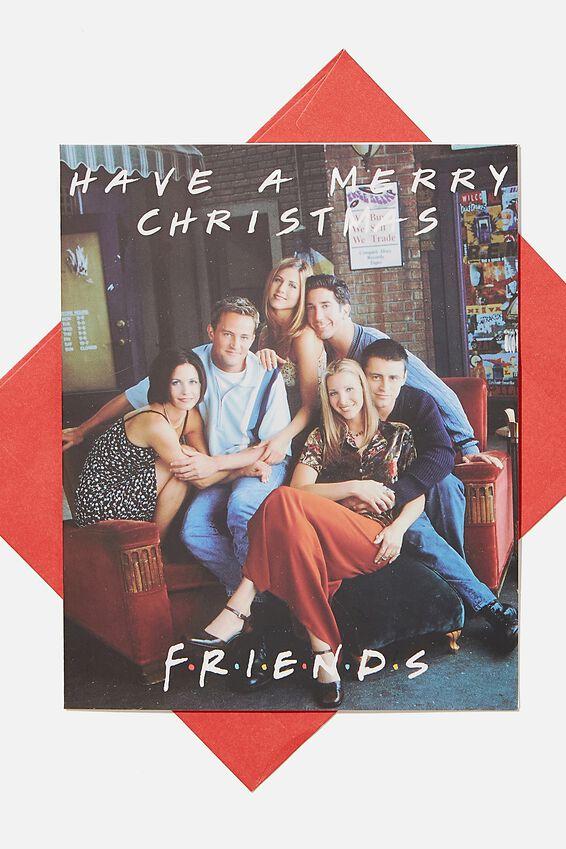 Christmas Card 2020, LCN WB FRIENDSMAS
