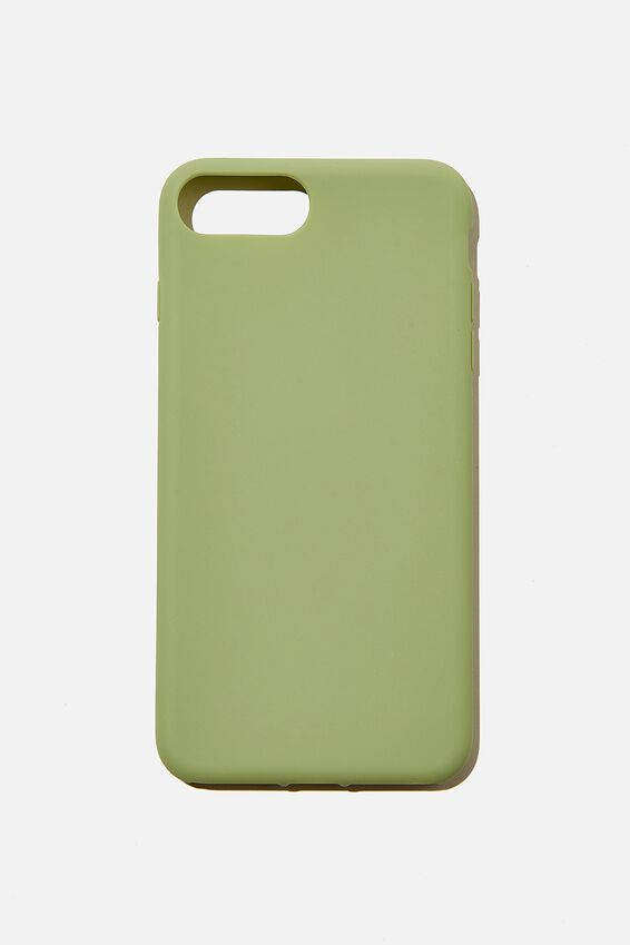 Recycled Phone Case iPhone 6,7,8 Plus, ALLY GREEN