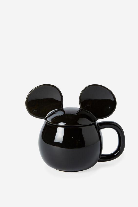 Mickey Novelty Mug, LCN MICKEY HEAD