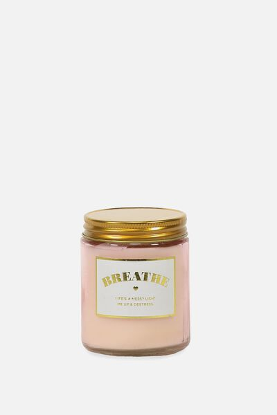 Aura Candle, BREATHE