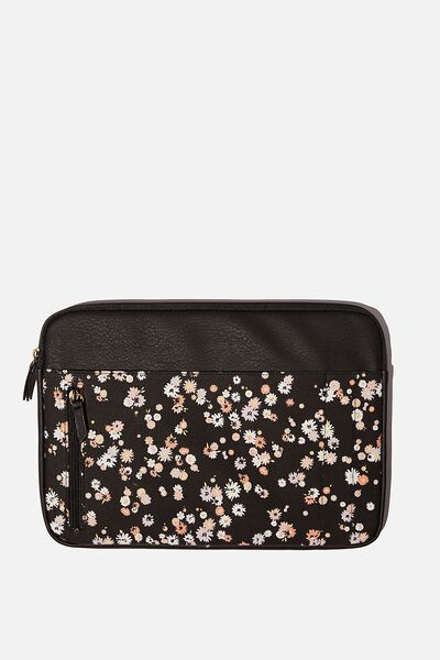 Take Charge 13 Inch Laptop Cover, DOLLY DAISY