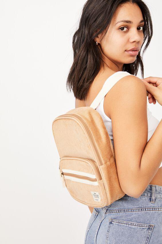 Nano Backpack Cd, DRIFTWOOD