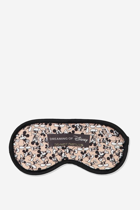 Disney Sleep Eye Mask, LCN DIS BLUSH MICKEY YDG