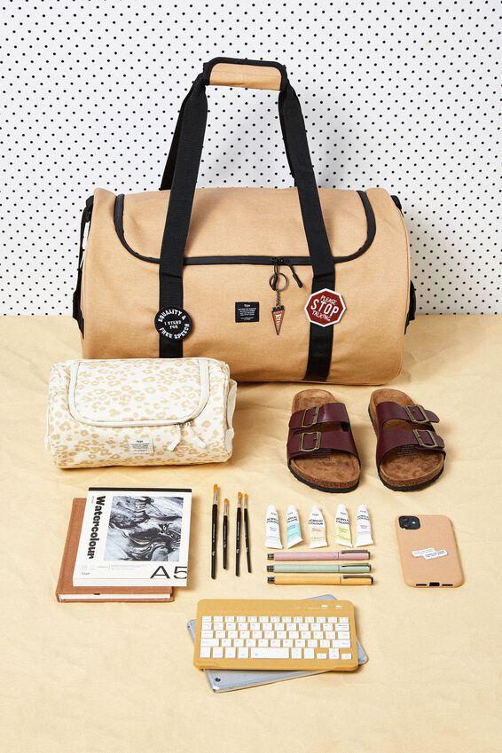 Explorer Duffle Bag, DRIFTWOOD