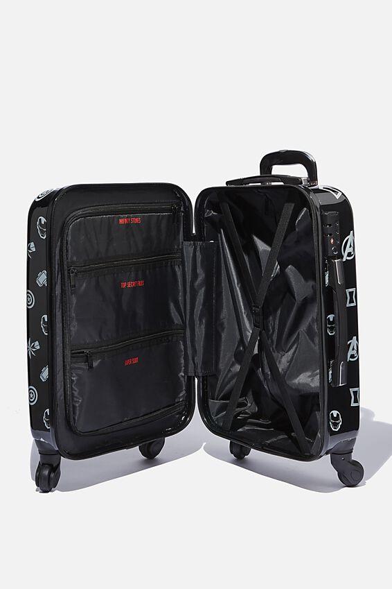 Marvel Tsa Small Suitcase, LCN MARVEL ICONS