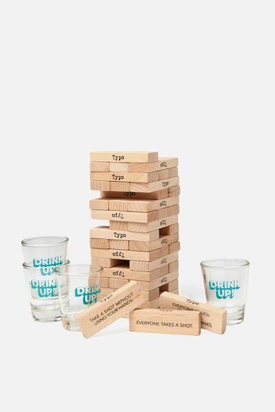 Drinking Tower Game, JONAH