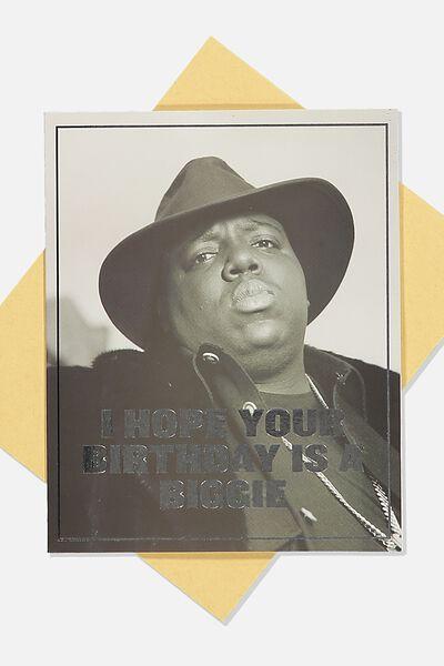 Funny Birthday Card, LCN MT BIG BIRTHDAY