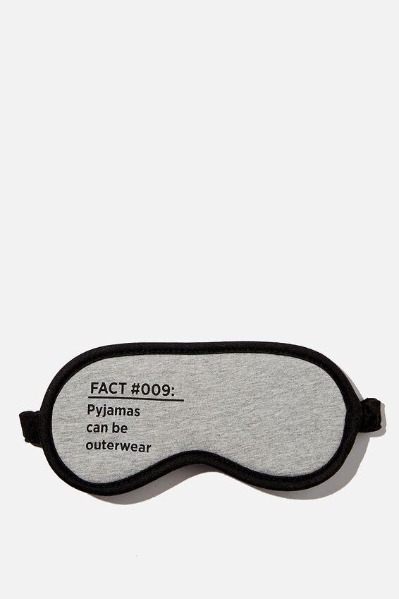 Premium Sleep Eye Mask, PYJAMAS