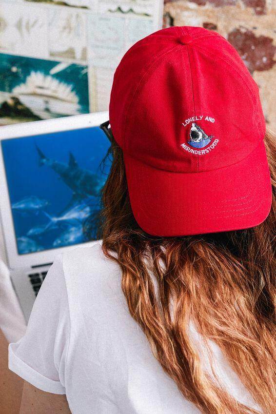 Novelty Caps, LONELY SHARK
