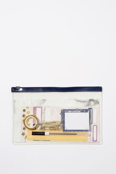 Stationery Essentials Pack, UNICORNS
